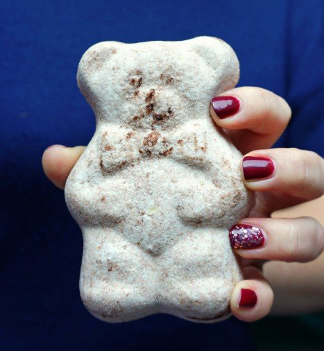 DUPE LUSH Bath Bomb Butter Bear | A DIY by The Makeup Dummy