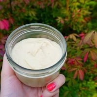 DIY Moisturizing Hair Balm inspired by LUSH R&B