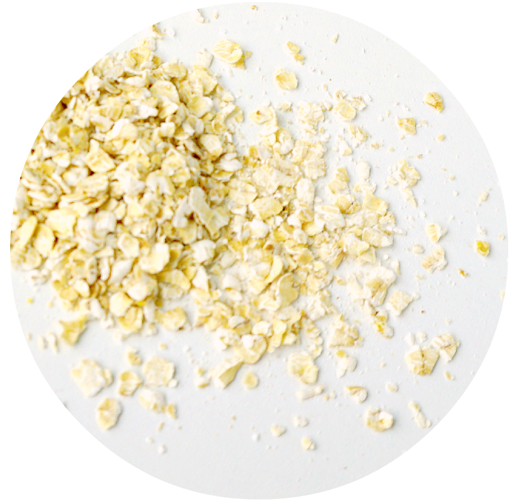 How to make your own cheap and easy face scrub with oatmeal | A DIY by The Makeup Dummy