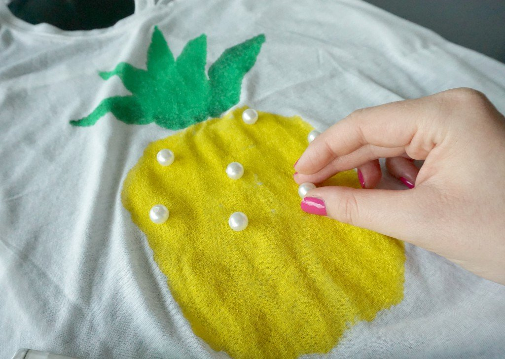 How to make your own cute personal print | A DIY by The Makeup Dummy