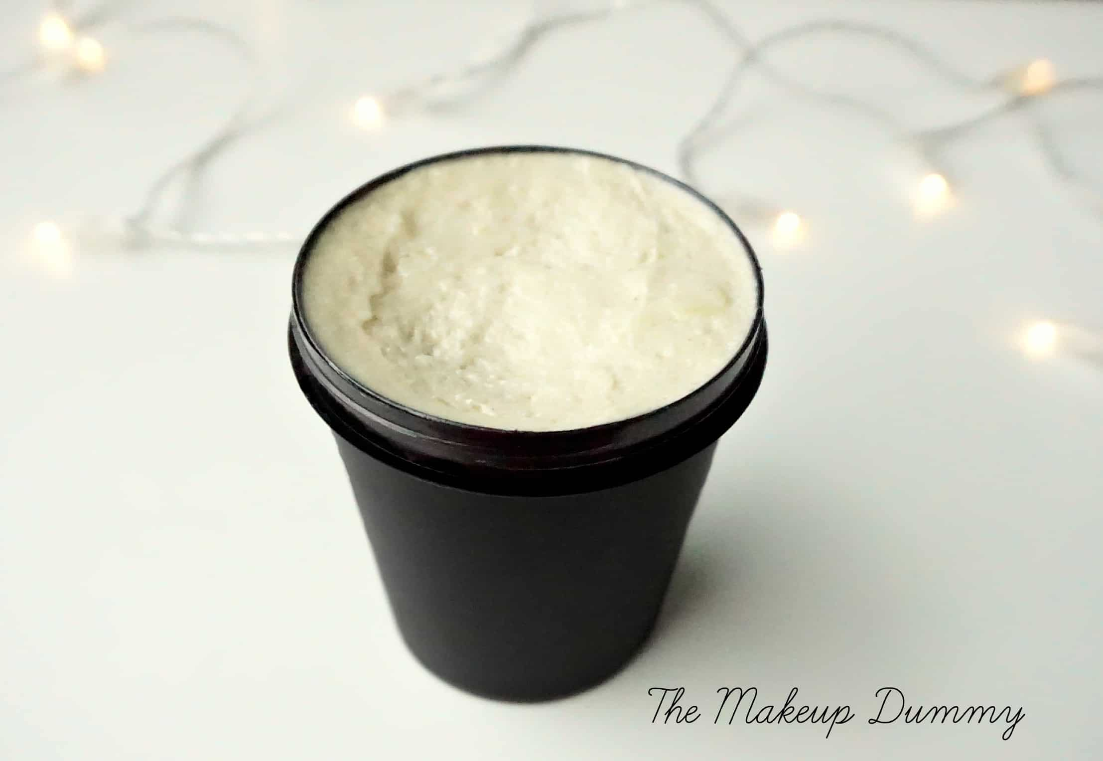 DUPE LUSH Dream Cream Body Cream | Copycat DIY by The Makeup Dummy