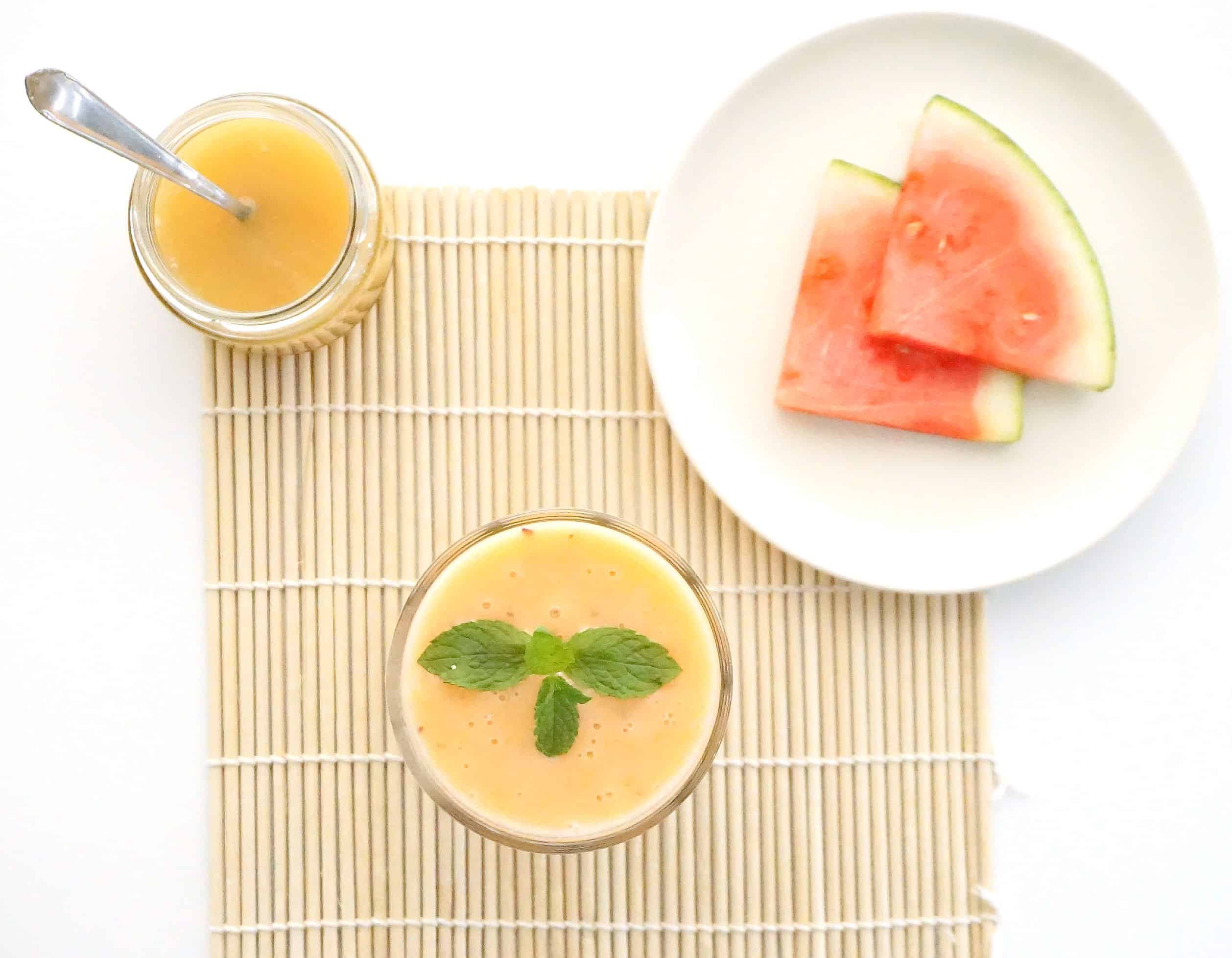 Tropical Papaya Smoothie recipe
