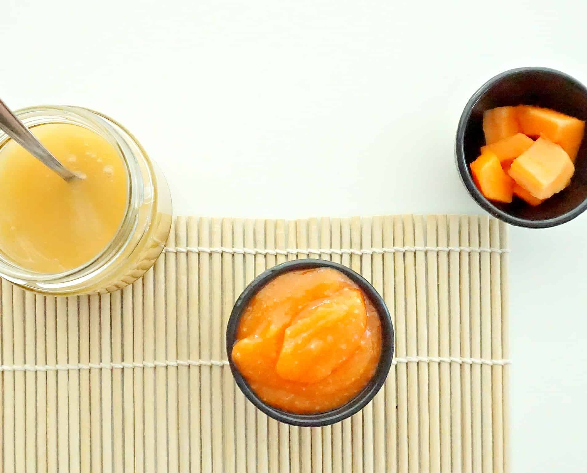 How To Make your own Papaya Face Mask A DIY Tutorial by The Makeup Dummy