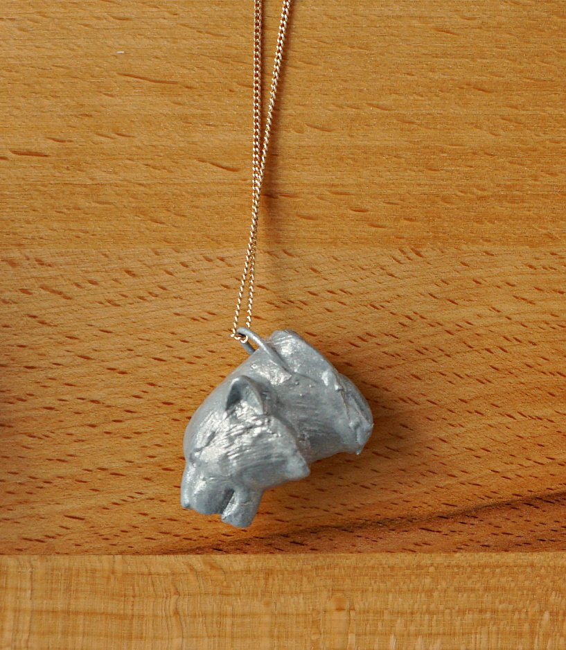 Make this easy DIY Animal Necklace of your favorite house and get ready for the new season of Game of Thrones!  Tutorial by The Makeup Dummy
