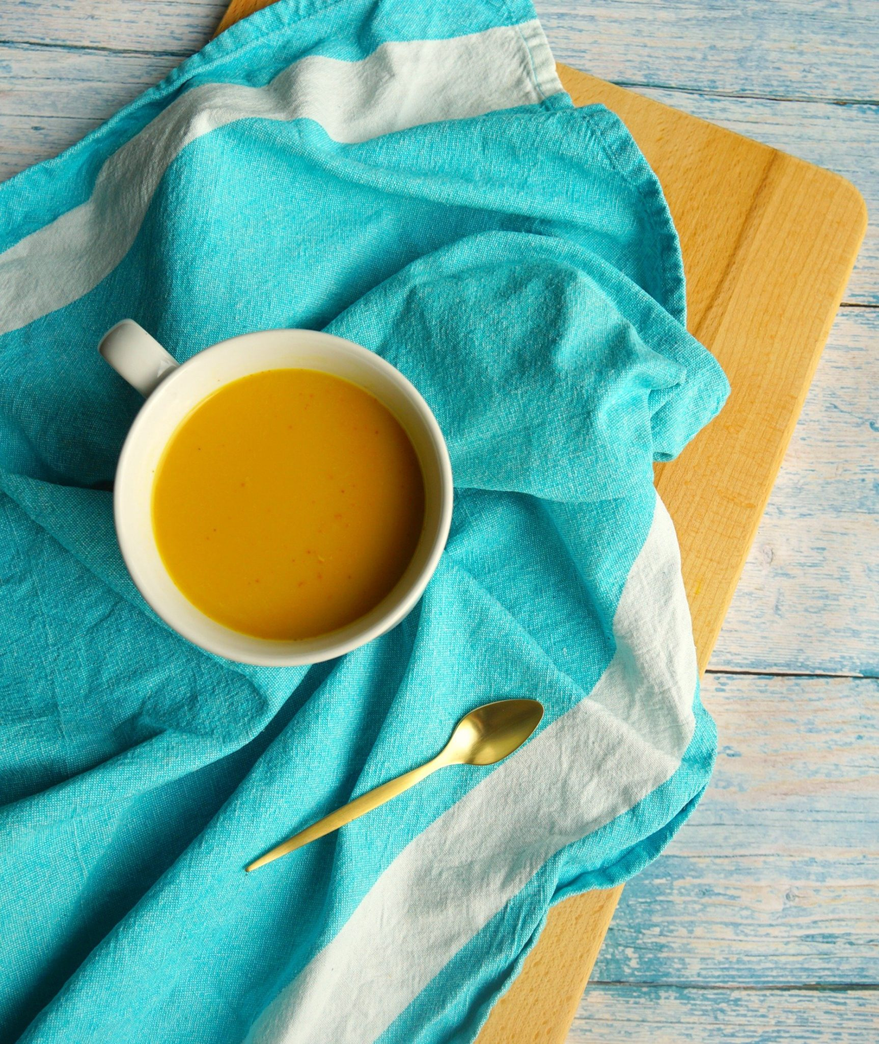 Turmeric Latte aka Golden Milk recipe
