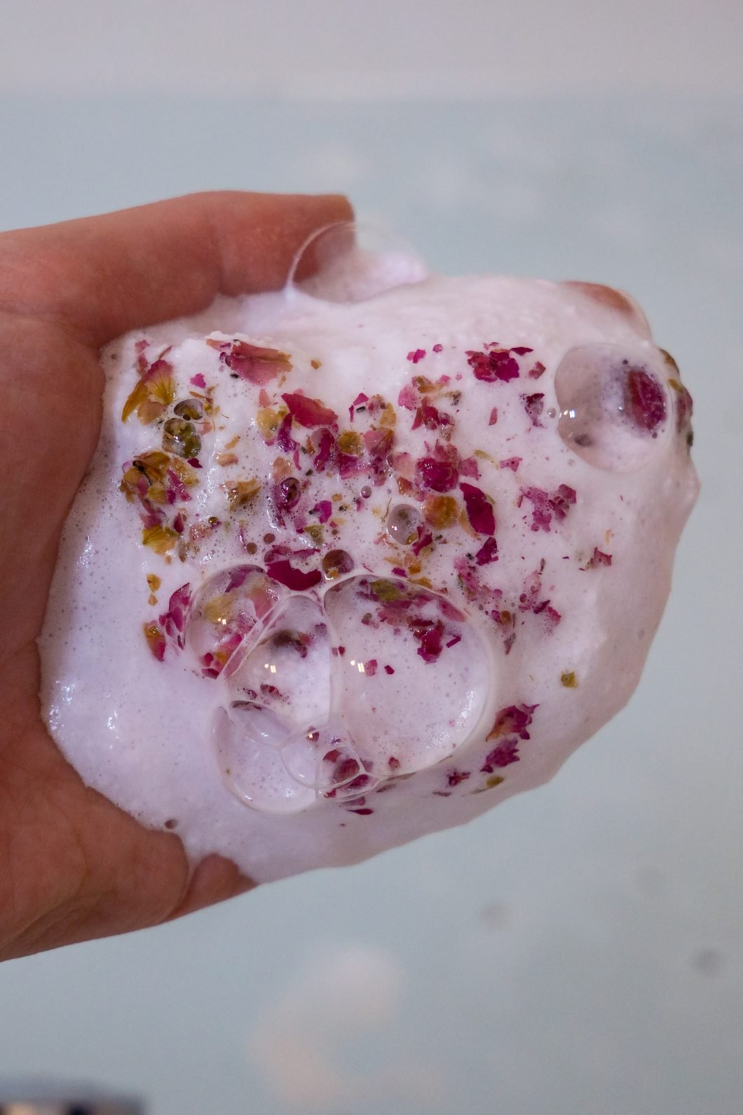 How To Make Bath Bombs Foam - The Makeup Dummy