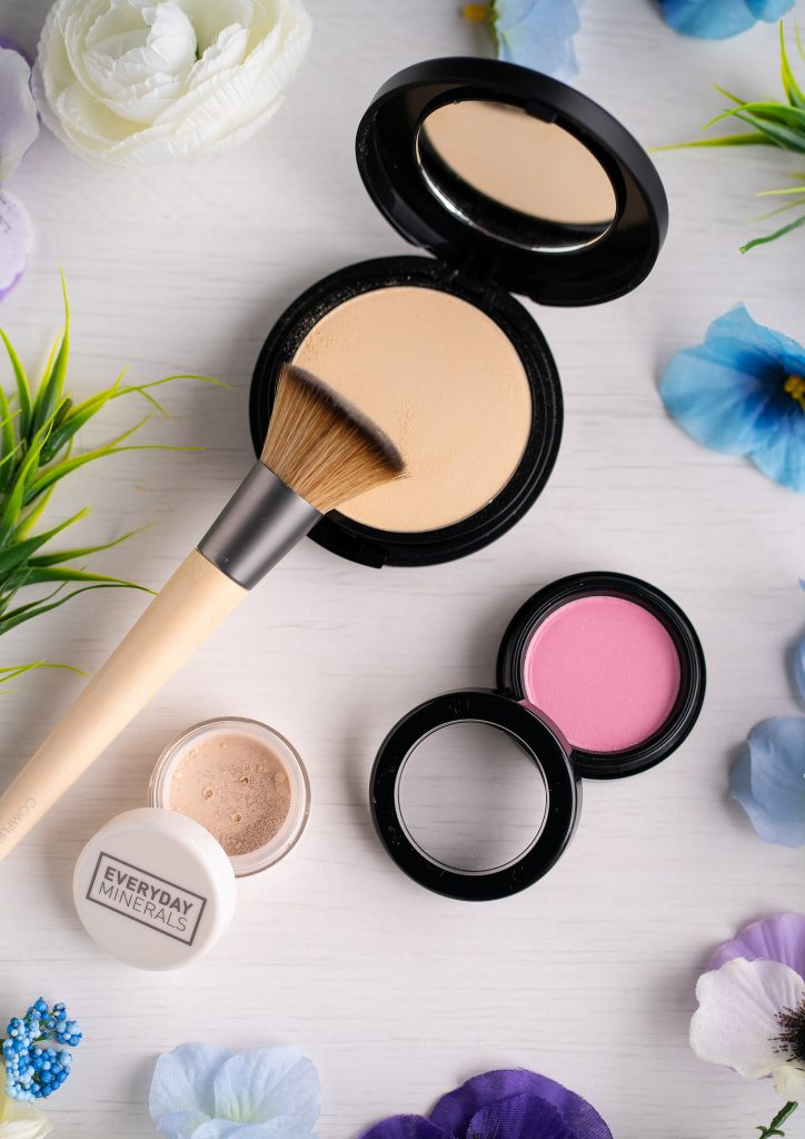A list of 7 Vegan and Cruelty-free makeup brands you can easily find online from iHerb for cheap prices #ad #crueltyfree #veganmakeup #veganbeauty