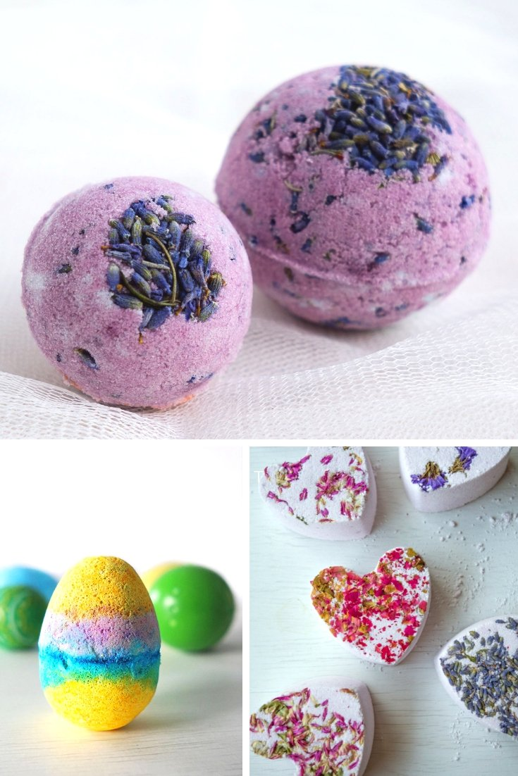 7 Common Questions about How to Make Your Own Bath Bombs Answered by The Makeup Dummy - a Natural Beauty Blog
