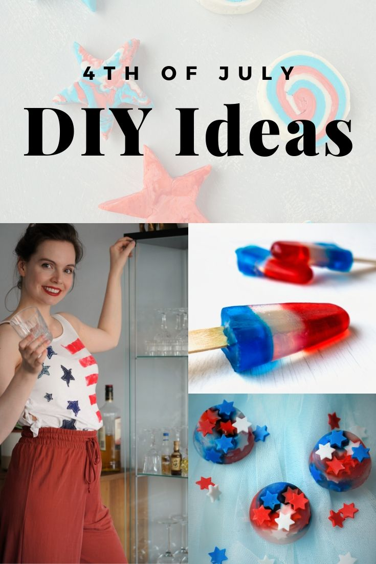 4th of July Crafts for Kids or Adults