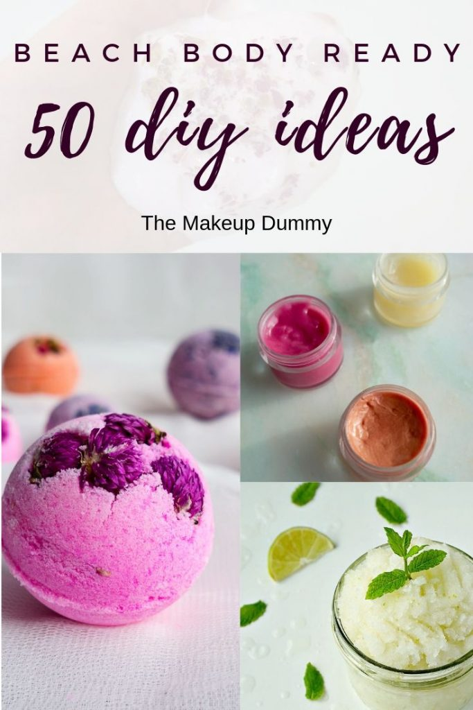 50 Creative and Fun DIY Beauty and Craft Tutorials to make this Summer for adults, teens and kids.