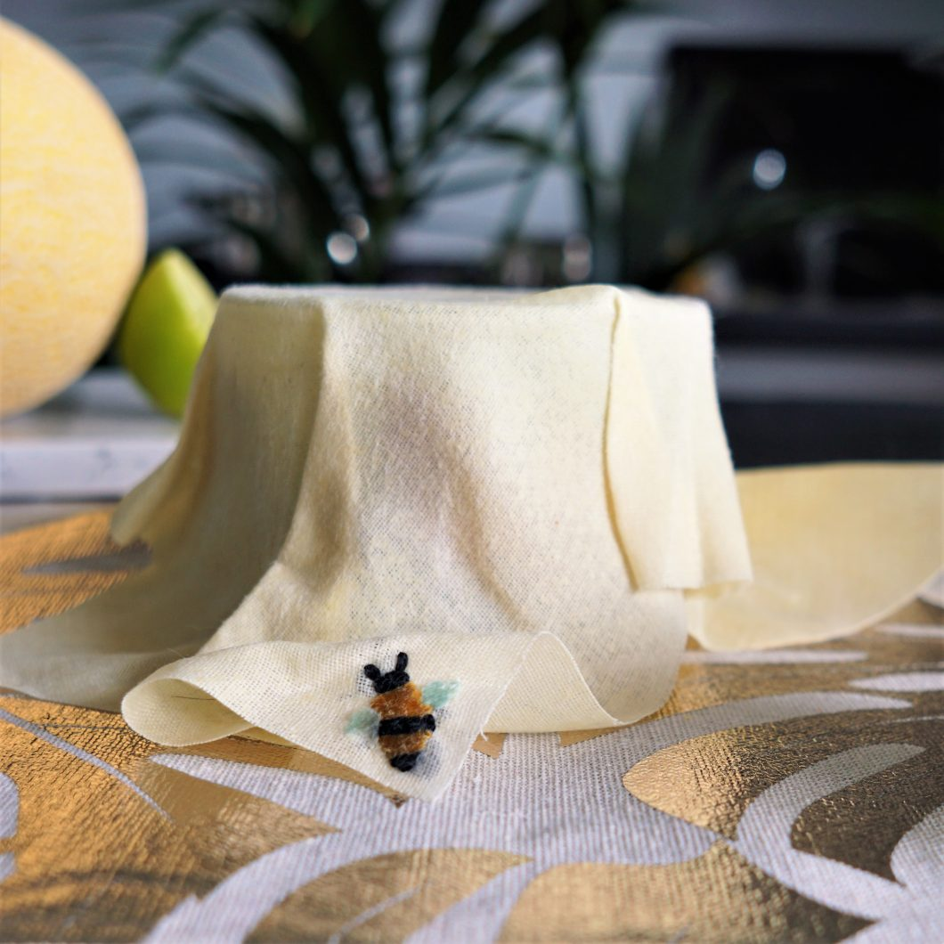 Learn how to make your own beeswax wraps