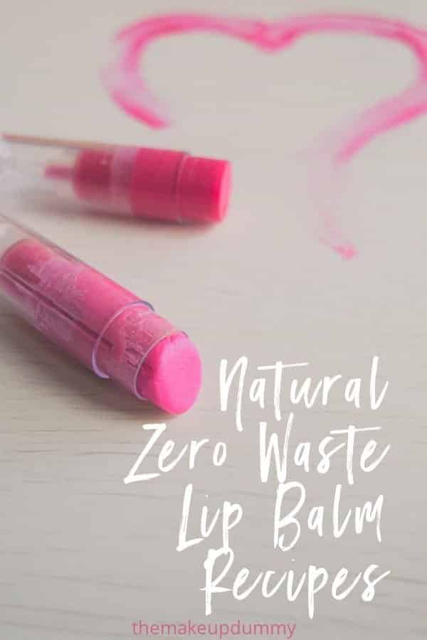 How To Make Lip Balm (Zero Waste Beauty)