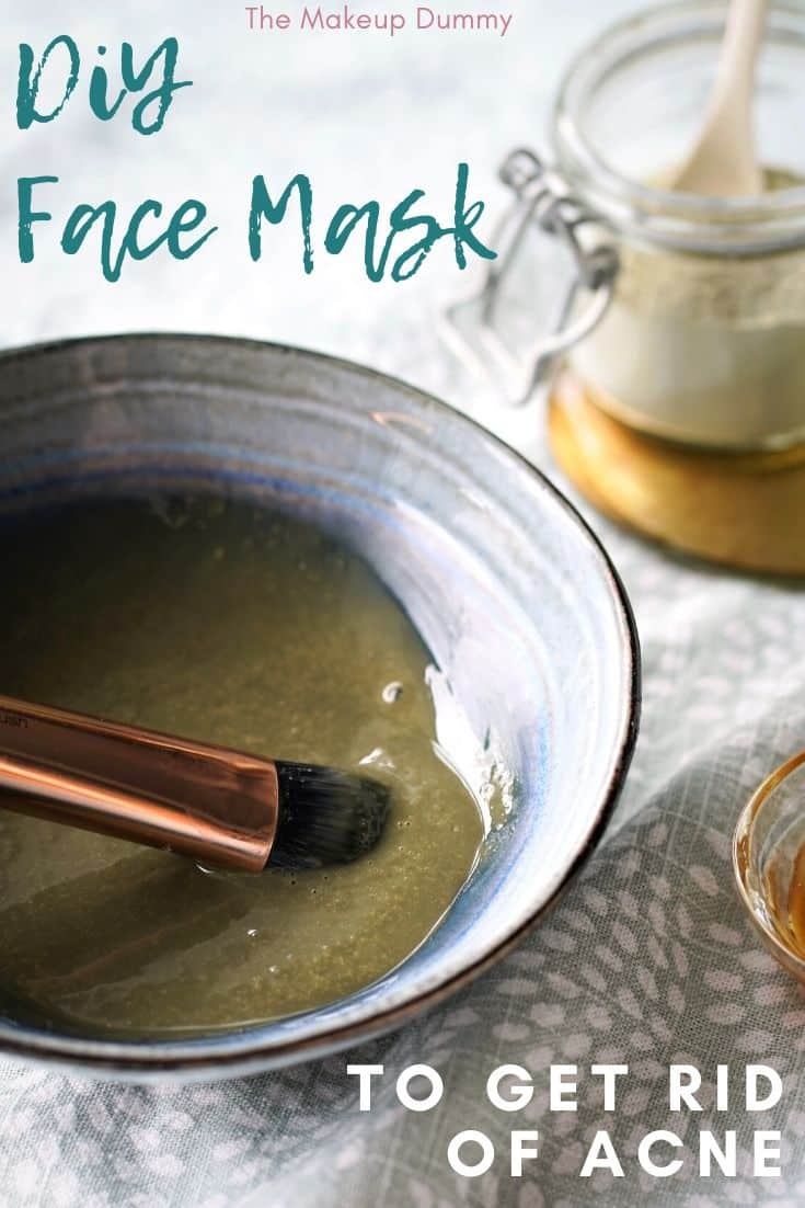 Absolute Best DIY Face Mask for Acne
