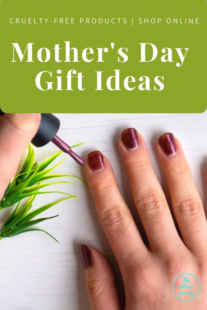 Shop cruelty-free, vegan, vegetarian, eco-friendly, sustainable, organic beauty products brands for Mother's Day. These easy gift ideas can be ordered online from their webshop and delivered to your doorstep, no need to go outside!