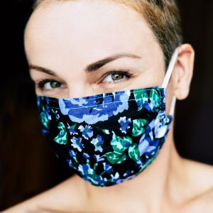 Sustainable Washable and Reusable Face Masks made from ethical, organic and/or eco-friendly fabrics